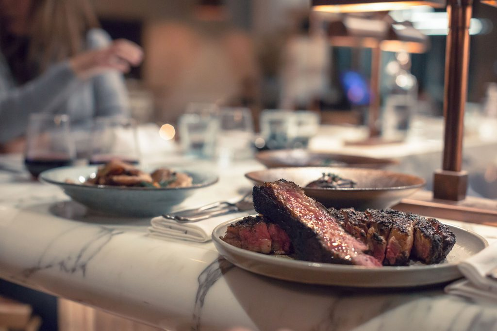Passo Italian Steak Shoreditch London
